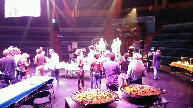 Le Manège De Reims ! 60 personnes