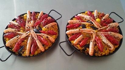 Poelons Paella